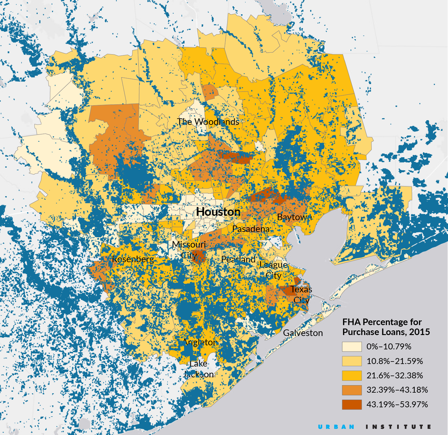 Mapping Harvey\'s Impact on Houston\'s Homeowners - CityLab
